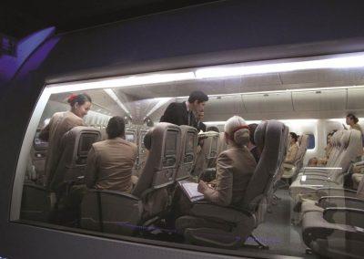 Emirates (x6) B777 CST