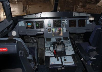 Etihad (cockpit) A330 CEET