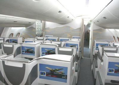 Emirates (x2) A380 CST