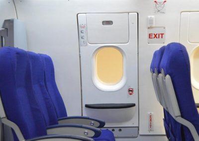 FWSTC A320 DT