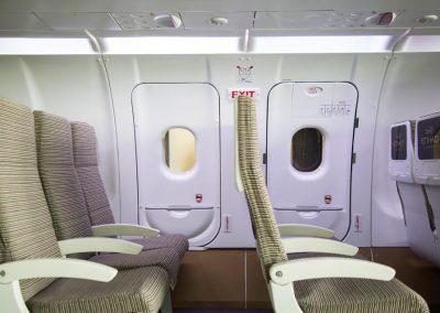 Etihad (x2) A320 DT