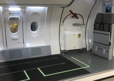 Jet Airways B737 DT